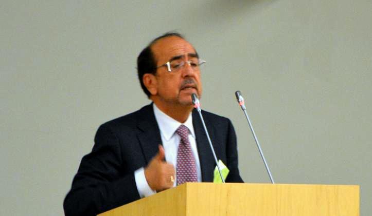 Francisco Javier Borrego-Borrego: Žmogus negali būti žmogaus teisių pažeidimu (iš bernardinai.lt)